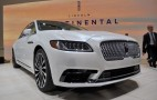 2017 Lincoln Continental Lands At Detroit Auto Show: Live Photos And Video
