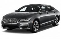 2017 Lincoln MKZ Hybrid Select FWD Angular Front Exterior View