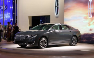 2017 Lincoln MKZ Video Preview