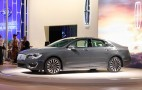 2017 Lincoln MKZ Gets Major Update, 400 Horsepower