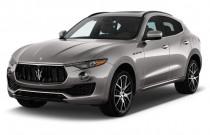 2017 Maserati Levante 3.0L Angular Front Exterior View