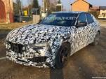 2017 Maserati Levante spy shots - Image via S. Baldauf/SB-Medien