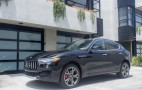 2017 Maserati Levante first drive review: beauty is pain