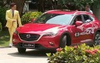 Mazda's new CX-4 crossover leaked