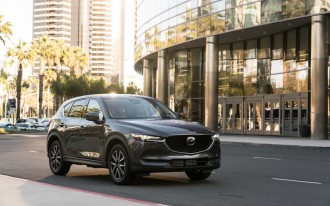 2017 Mazda CX-5 first drive: Better, but is that good?