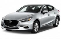 2017 Mazda Mazda3 4-Door Sport Auto Angular Front Exterior View