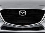 2017 Mazda Mazda3 4-Door Sport Auto Grille