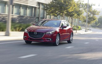 New 2017 Mazda 3 compact unveiled, looks even angrier