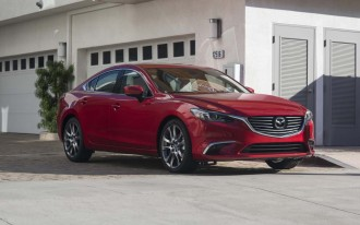 2017 Mazda 6 gains more standard safety tech