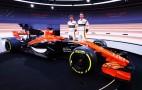 McLaren orange makes return on team's 2017 F1 car