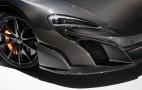 McLaren unveils 675LT with 40 percent more carbon fiber