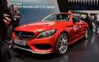 2017 Mercedes-Benz C-Class Cabriolet drops its top in Geneva: Live photos and video
