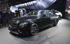 2017 Mercedes-AMG E43 revealed at New York Auto Show: Live photos and video