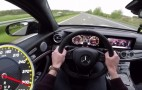 Mercedes-AMG E63 S hits 187 mph on the Autobahn