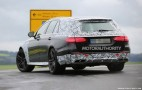 2017 Mercedes-AMG E63 Wagon spy shots