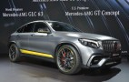 The 2018 Mercedes-AMG GLC63 and GLC63 Coupe are your insane compact SUVs