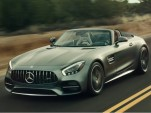 Mercedes-AMG GT Roadster in Super Bowl commercial