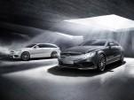 2017 Mercedes-Benz CLS Final Edition (European spec)