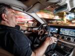 2017 Mercedes-Benz E-Class autonomous testing