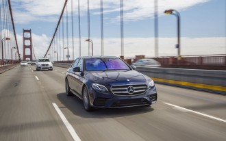 2017 Mercedes-Benz E-Series recalled to fix airbag glitch