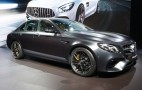 Mercedes-AMG unveils new E63 at 2016 LA auto show