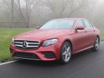 2017 Mercedes-Benz E300 4Matic, Finger Lakes region, NY, April 2017