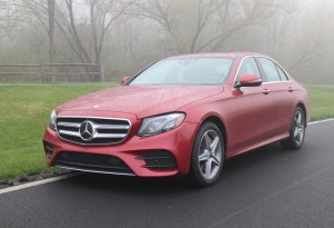 2017 Mercedes-Benz E300: gas mileage review
