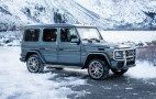 2017 Mercedes-AMG G65 recalled for being too fast...in reverse