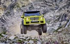 Rugged Mercedes-Benz G550 4x4² priced from $225,925