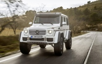 2017 Audi A7, 2017 Mercedes G-Class, 2017 Chrysler Pacifica: What's New @ The Car Connection