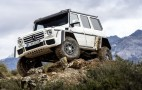 Better order now: Mercedes-Benz G550 4x4² production set to end