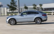 2017 Mercedes-Benz GLC-Class Coupe (GLC300 Coupe 4Matic)