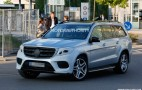 2017 Mercedes-Benz GLS Spy Shots