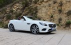 2017 Mercedes-Benz SLC first drive review