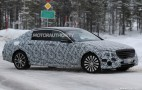 2017 Mercedes-Maybach E-Class spy shots