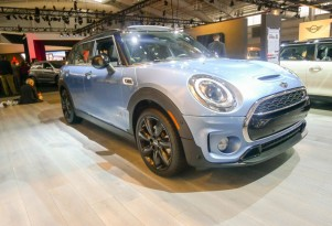 2017 Mini Clubman All4, 2016 New York Auto Show