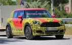 2017 Mini Countryman spy shots