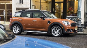 2017 Mini Cooper Countryman