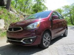 2017 Mitsubishi Mirage, Bear Mountain State Park, NY, May 2016