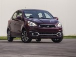 2017 Mitsubishi Mirage: Styling, Trim, Suspension Updates At LA Auto Show