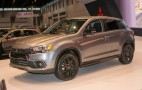 Mitsubishi shows new 2017 Outlander Sport LE trim ahead of Chicago debut