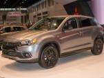2017 Mitsubishi Outlander Sport LE, 2017 Chicago auto show