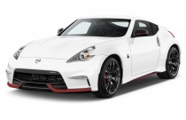 2017 Nissan 370Z Coupe NISMO Manual Angular Front Exterior View