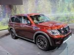 2017 Nissan Armada, 2016 Chicago Auto Show