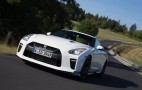 2017 Nissan GT-R Track Edition revealed