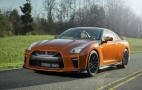 2017 Nissan GT-R preview