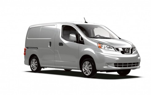 2017 Nissan NV200 Vs Chevrolet City Express Cargo Van Ford Transit