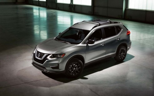 2017 Nissan Rogue SV Midnight Edition