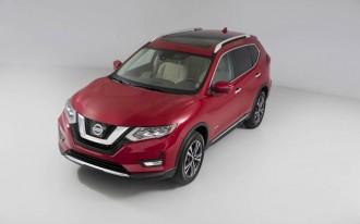 2017 Nissan Rogue picks up Hybrid model