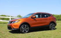 2017 Nissan Rogue Sport, first drive, Nashville region, April 2017